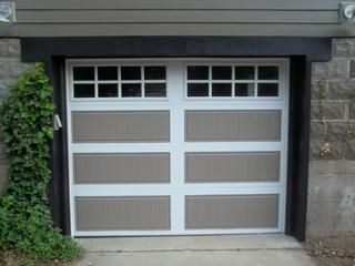 1000 ideas about painted garage doors on pinterest - Garage door painting ideas ...