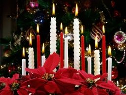 Vánoční tapety na plochu - Vánoce, vánoce přicházejí......