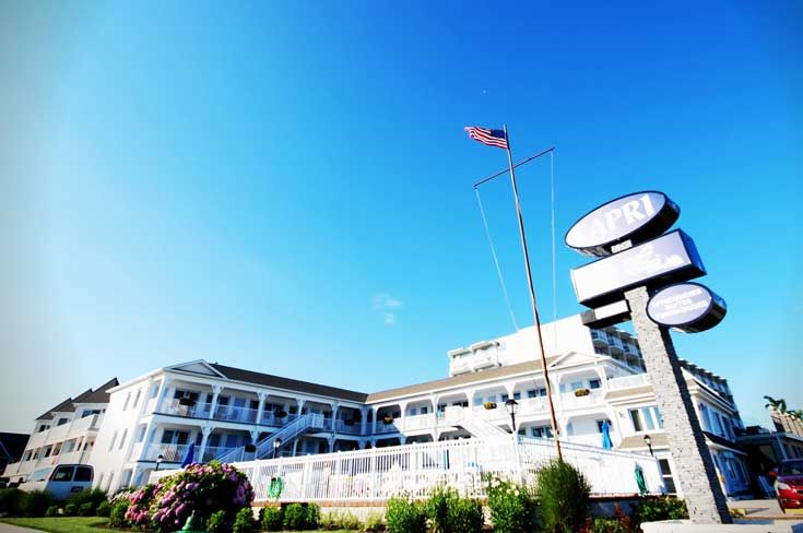 41 best images about cape may wildwood nj on pinterest for Capri motor lodge cape may