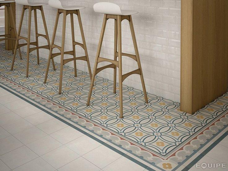 Ceramic flooring CAPRICE by EQUIPE CERAMICAS