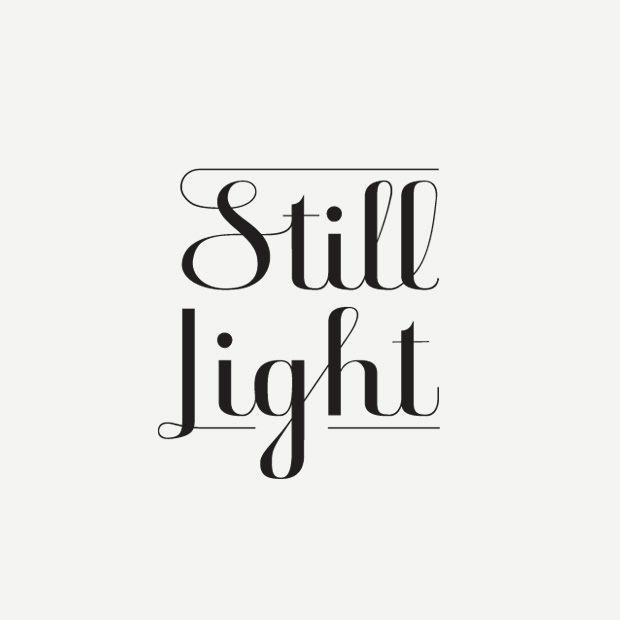 Still Light by Klas ErnfloInspiration, Trav'Lin Lights, Klas Ernflo, Types Design, Graphics Design, Identity Design, Fonts, Typography, Letters