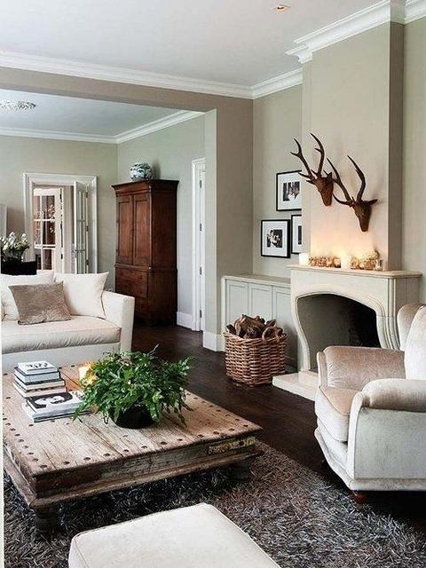 Die besten 25+ Wohnzimmer landhausstil Ideen auf Pinterest - landhausstil wohnzimmer modern
