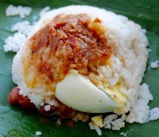 Nasi Lemak @ Etta's Kitchen @ 68 Jalan Au 4/1 @ Taman Sei Kramat Tengah @ Wangsa Maju - courtesy of HungryGoWhere