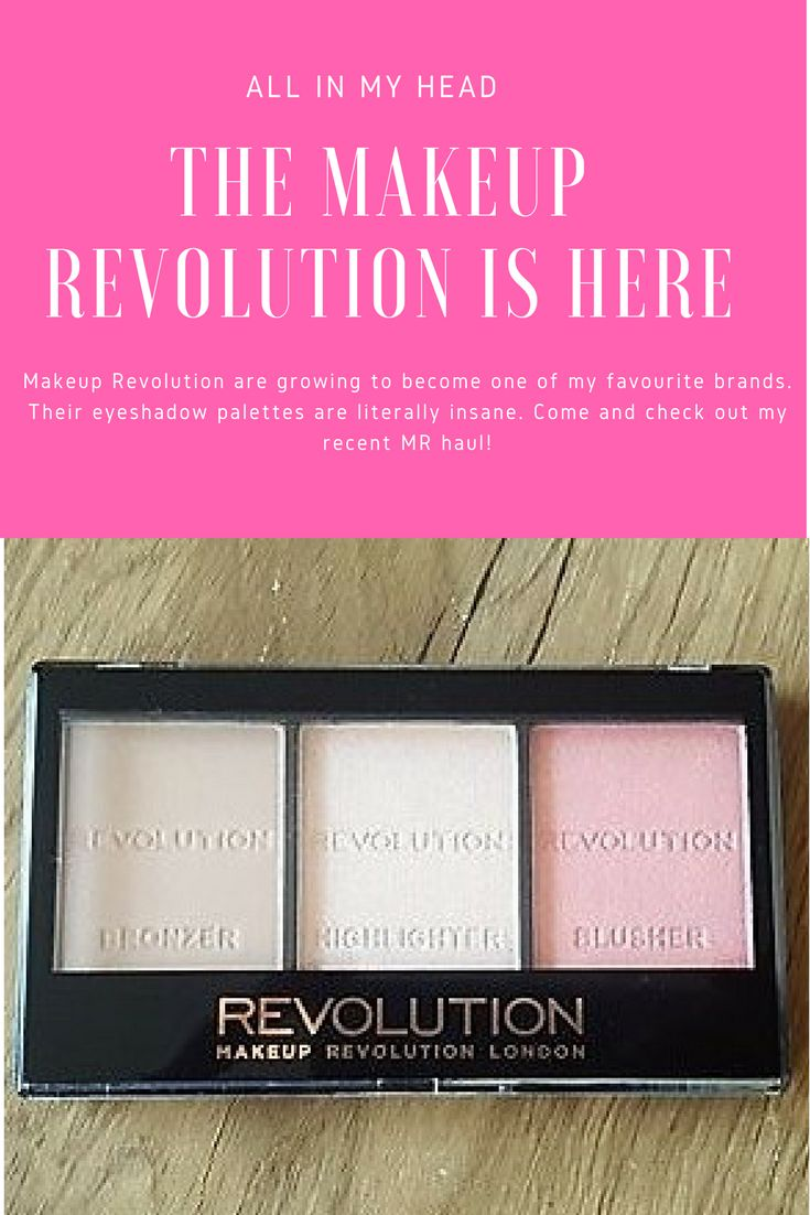 Makeup Revolution are fast becoming one of my favourite brands. They do the most insanely good eyeshadow palettes, and their lipsticks are such a bargain and so long wearing! Check out my recent MR haul and see for yourself.