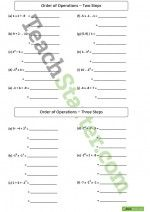 Positive and Negative Numbers Worksheets Teaching Resource