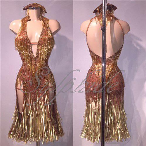 販売ドレス:ラテンドレス うさぎ通信*Fromスズキノリオダンスカンパニー