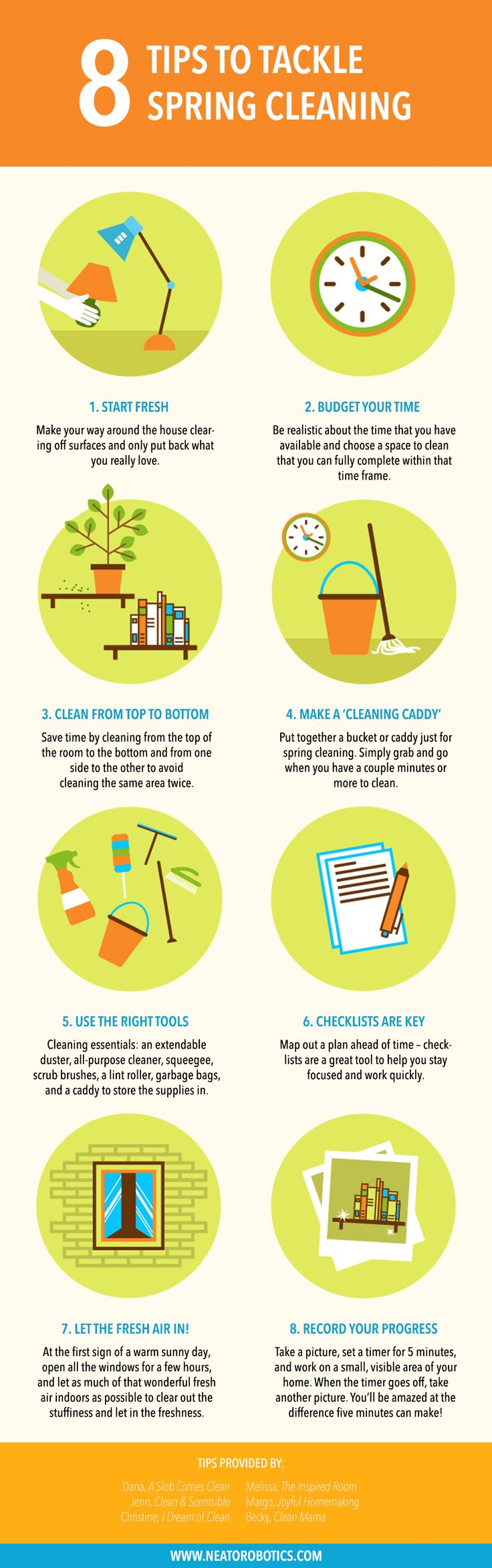 Freshen Up Your Home To Prepare For The Long, Hot Summer Months With These Easy  Steps. Spring Cleaning Doesnu0027t Have To Be Hard ... Ideas