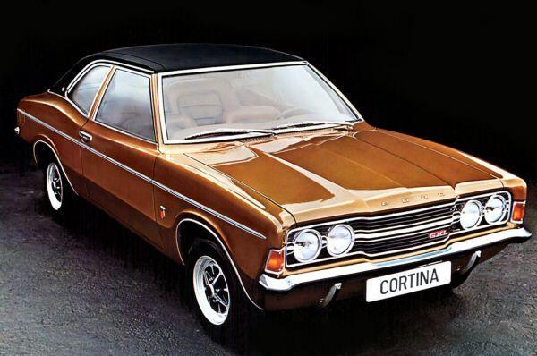 GXL 2000 Ford Cortina Mk3