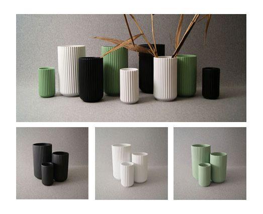 Lyngby vaser relanceret af Hifling Design