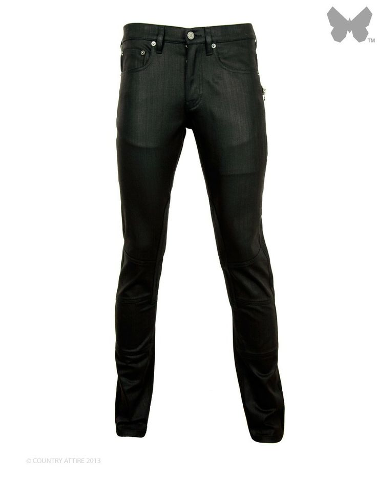 Belstaff GSR Men's Bosham Denim Trousers – Black - 21100014 | Country Attire