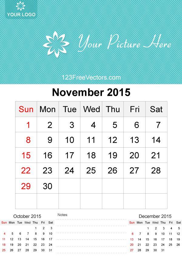 editable february 2015 calendar