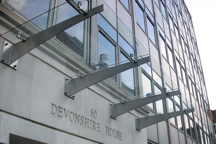 Devonshire Entrance Canopy