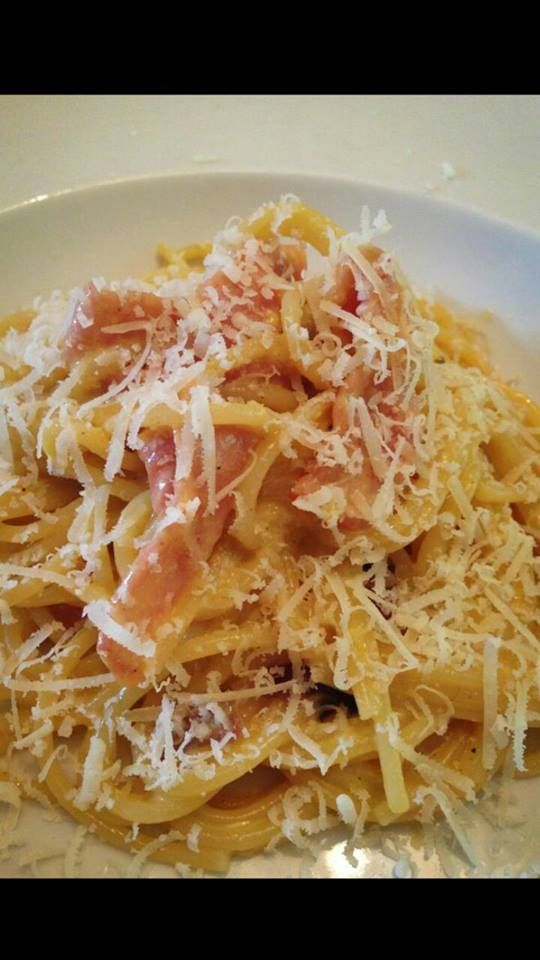 slimming world spaghetti carbonara