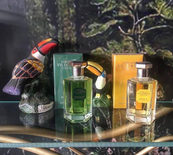 #lorenzovilloresi #perfumes #nicheperfumes #yerbamate #dilmun #toucans #exotic #fresh #scents #rosinaperfumery #giannitsopoulou6 #glyfada #athens #greece #shoponline : www.rosinaperfumery.com
