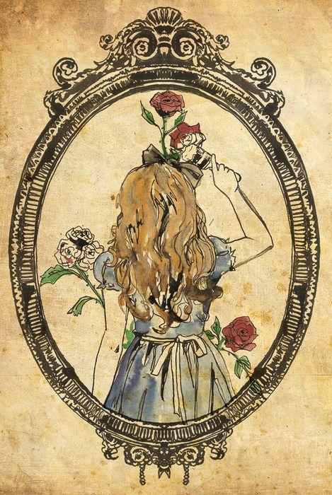 I love Alice in Wonderland