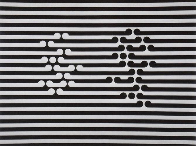by Gordon Walters: NZ artist