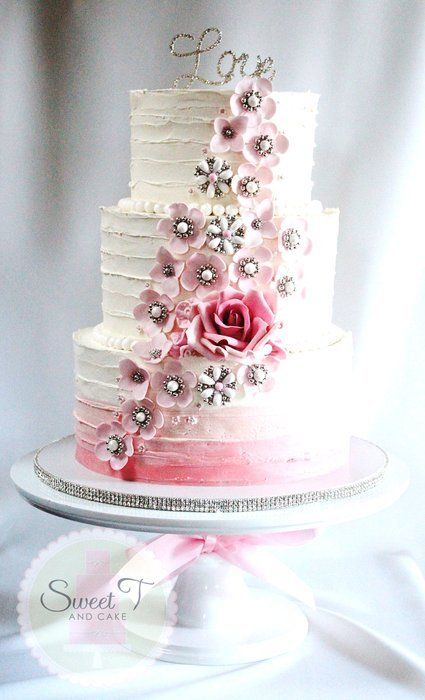 soft and sweet buttercream cake