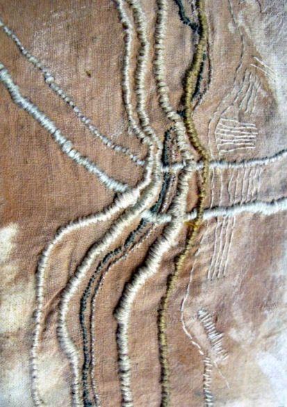 Gwen Hedley: fiber artist