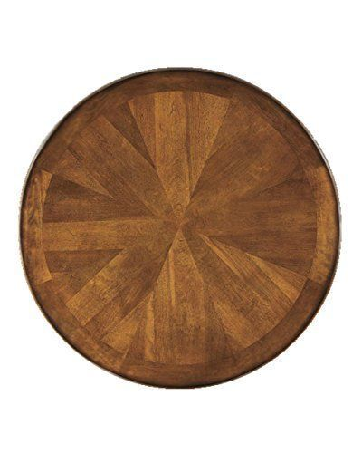 Ashley Furniture Round Dining Table Top Plentywood Brown