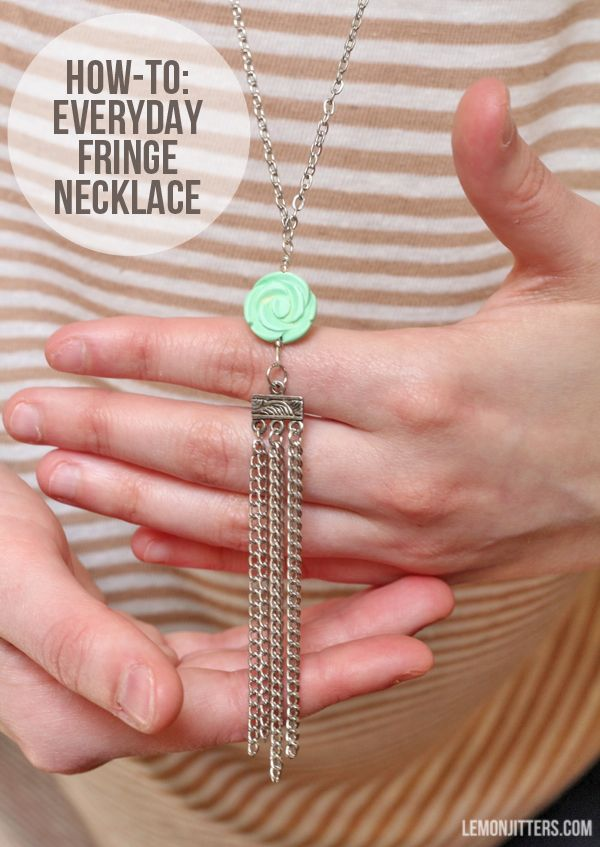 how to make a fringe tutorial