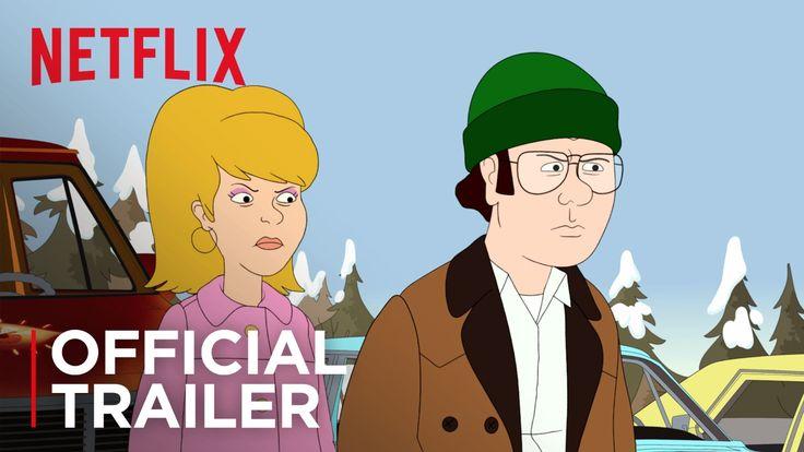 Tráiler F is for Family temporada 2, animación de