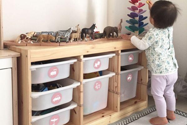 Mobelfolie Smastad Fur Ikea Kallax Regal 4 Facher In 2020 Ikea Kreative Kinderzimmer Kinderzimmer Speicher