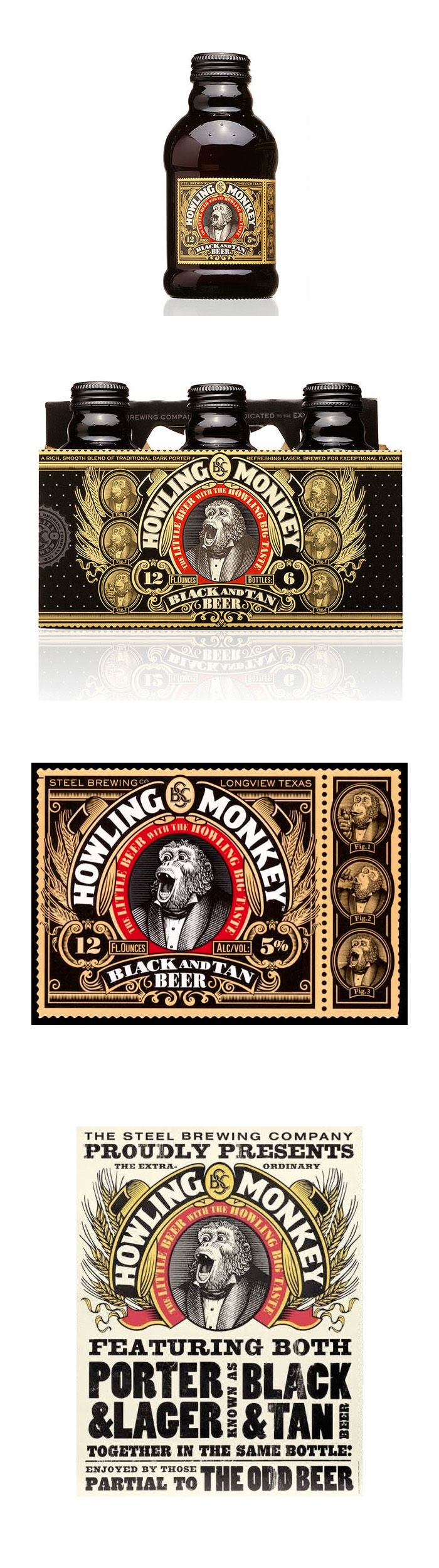 Howling Monkey Beer **