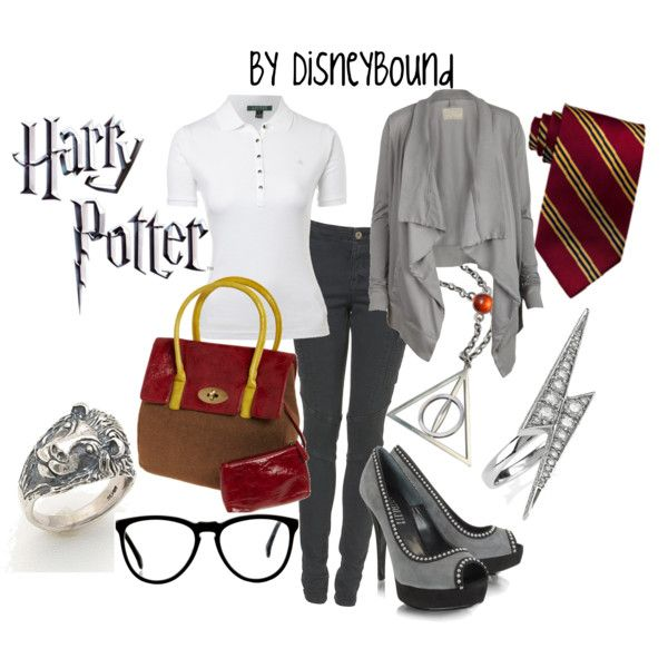Harry Potter outfit!!: Harry Potter Outfits, Style, Potter Fashion, Clothes, Harrypotter, Disney Bound, Closet, Disneybound, Inspired Outfits