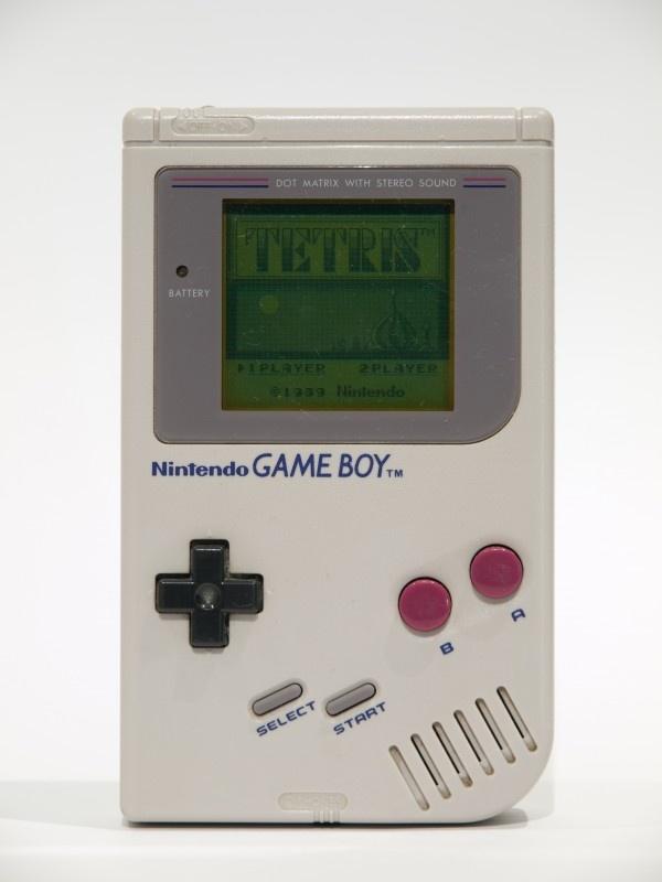 The original Game Boy!