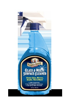 Parker Bailey Glass Multi Surface Cleaner Works Better