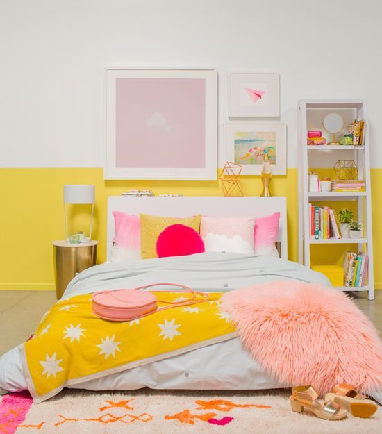 Antique Yellow Bedroom Furniture Bedroom Colour Design Ranch Bedroom Decor Cool Kid Bedrooms For Girls: 25+ Best Yellow Bedrooms Ideas On Pinterest