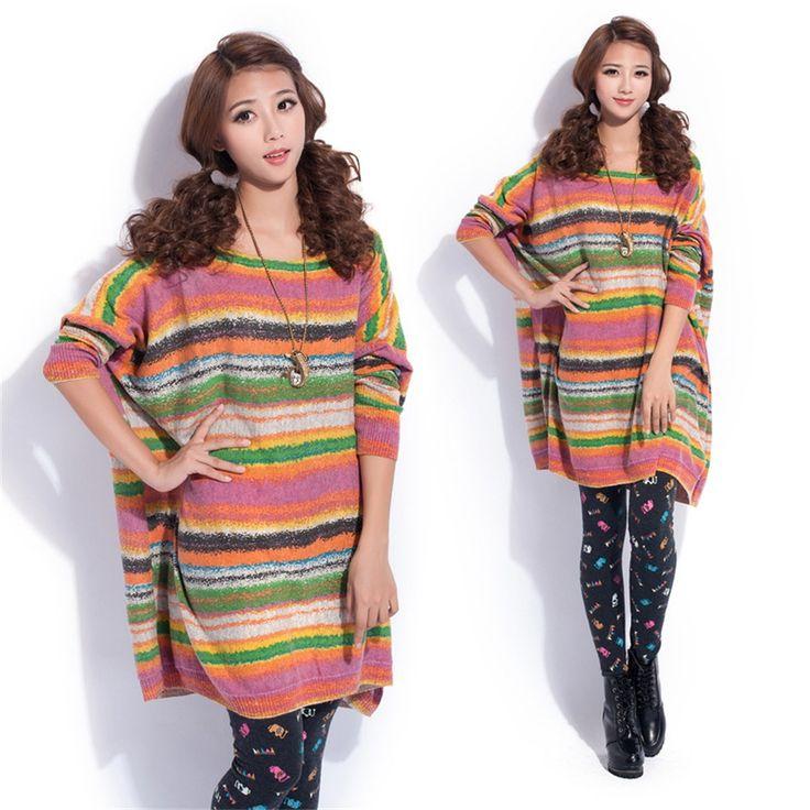 38.55$  Buy now - https://alitems.com/g/1e8d114494b01f4c715516525dc3e8/?i=5&ulp=https%3A%2F%2Fwww.aliexpress.com%2Fitem%2FWomen-Dress-Long-Sleeve-Maternity-Dresses-Autumn-Sweaters-Pregnant-Women-Vestidos-De-Maternidad-Striped-Warm-Clothing%2F32786944792.html - Women Dress Long Sleeve Maternity Dresses Autumn Sweaters Pregnant Women Vestidos De Maternidad Striped Warm Clothing 70R0064 38.55$