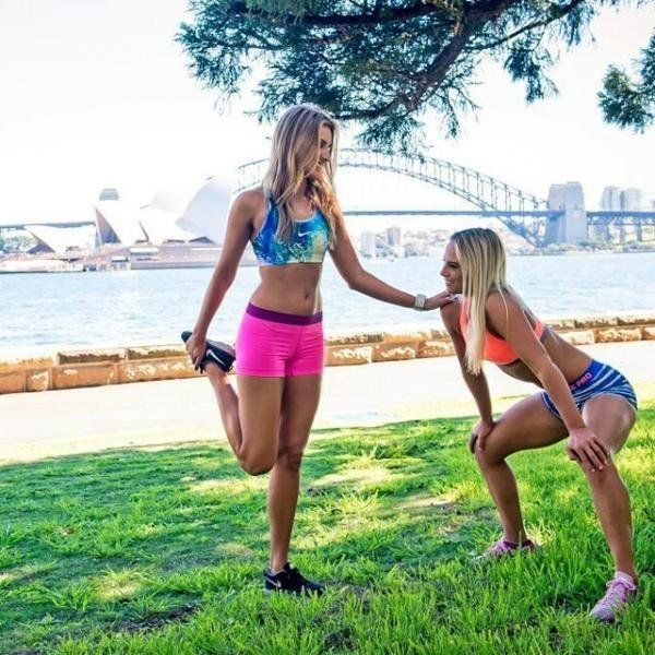 Outdoor workouts, partner workouts and much, much more! Get your Bombshell Body in 14wks, or less!