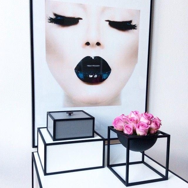 By Lassen frame boxes & kubus bowl