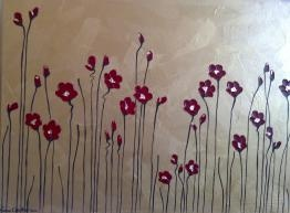 Naomi Crowther  www.naomicrowther.com  Imperial Ruby Poppies