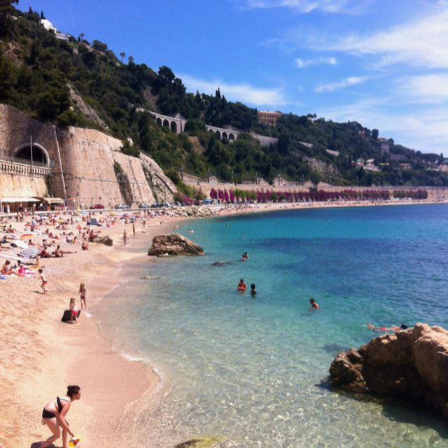 Villefranche Sur Mer, I was here today!
