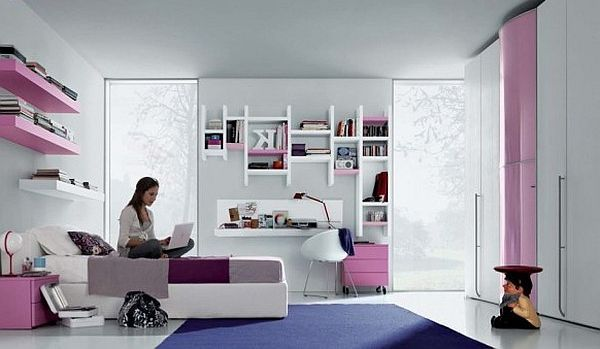 breathtaking modern teenage girl bedroom ideas | Teen Rooms Designs: How to Catch Up With Change | Teen ...