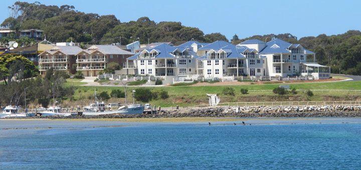 Narooma Wharf Apartments