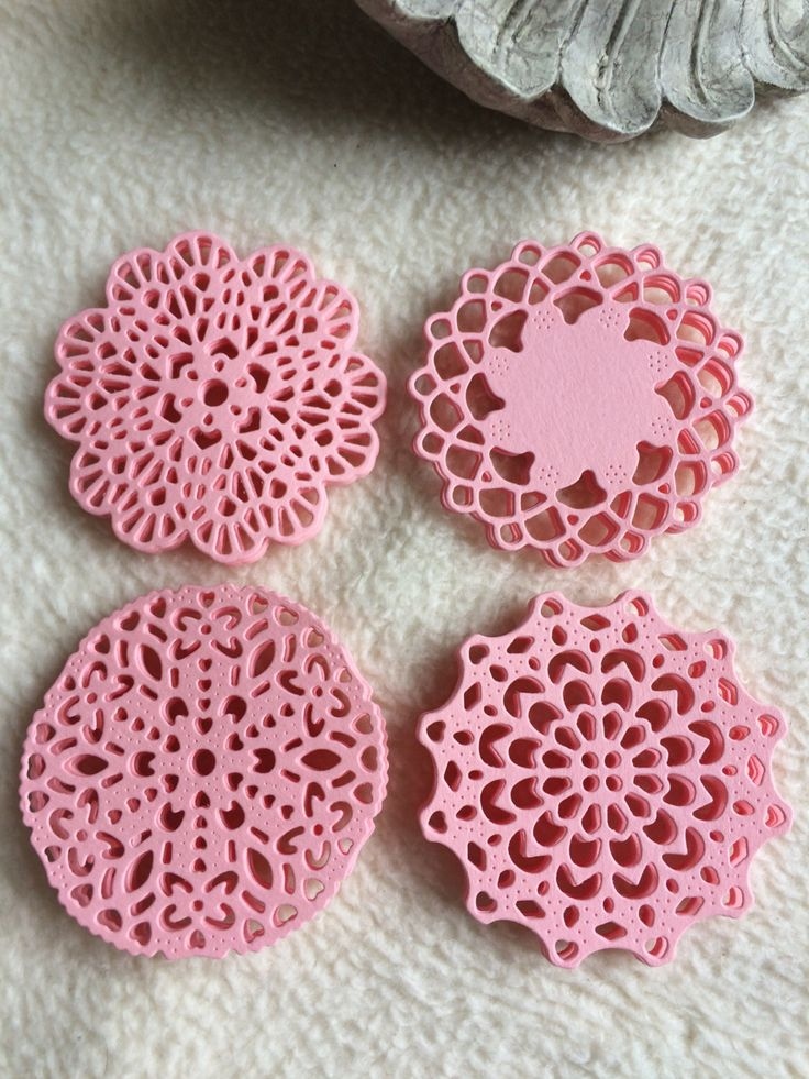 A personal favorite from my Etsy shop https://www.etsy.com/ca/listing/231133186/mini-paper-doilies20-piece-set-of-very