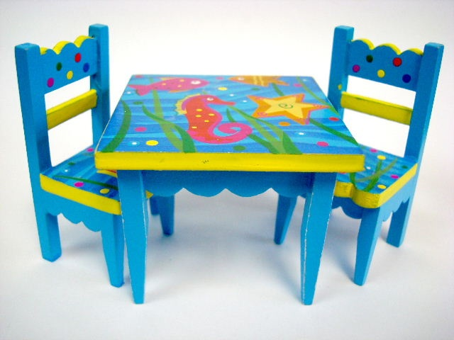 47 Best Kid Table And Chair Ideas Images On Pinterest
