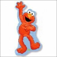 Elmo Waving Balloon $22.95 (filled with Helium in Store), U17848