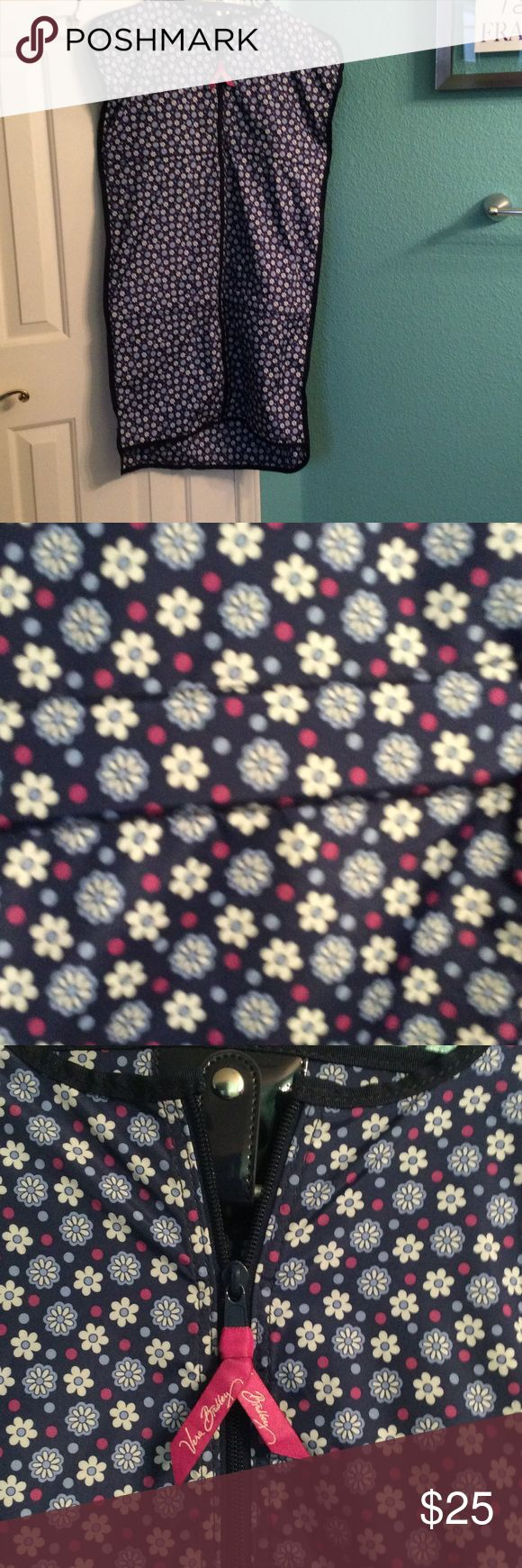 Vera Bradley Garment Bag Beautiful flower print. Rayon (no fabric) for easy cleaning. Perfect for dance recitals and weddings. Vera Bradley Other