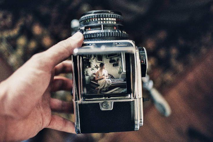 New Beautiful Photographs by Theo Gosselin – Fubiz Media