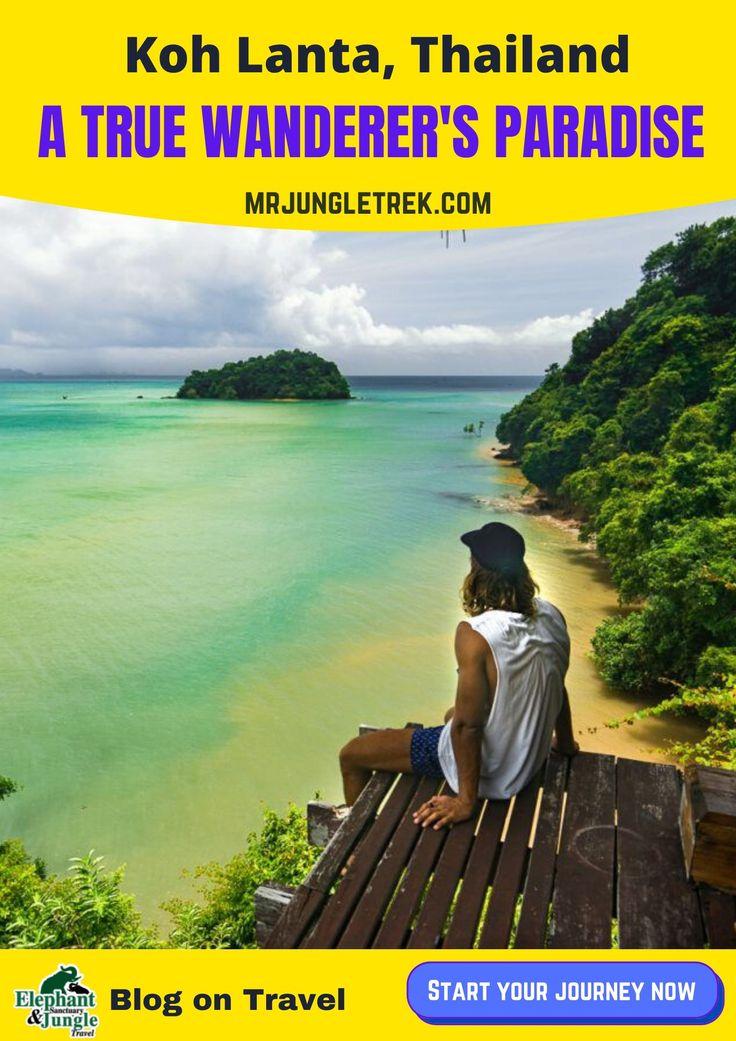 KOH LANTA, Thailand A TRUE WANDERER'S PARADISE in 2020