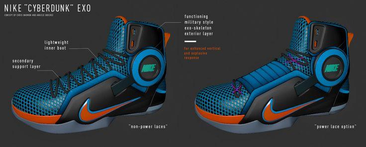 concept nike shoes