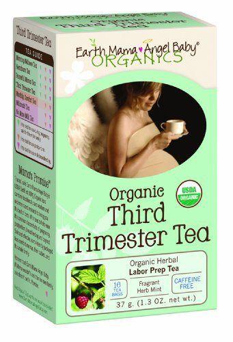 Earth Mama Angel Baby Organic Third Trimester Tea, 16 Teabags/Box  (Pack of 3) - http://goodvibeorganics.com/earth-mama-angel-baby-organic-third-trimester-tea-16-teabagsbox-pack-of-3/