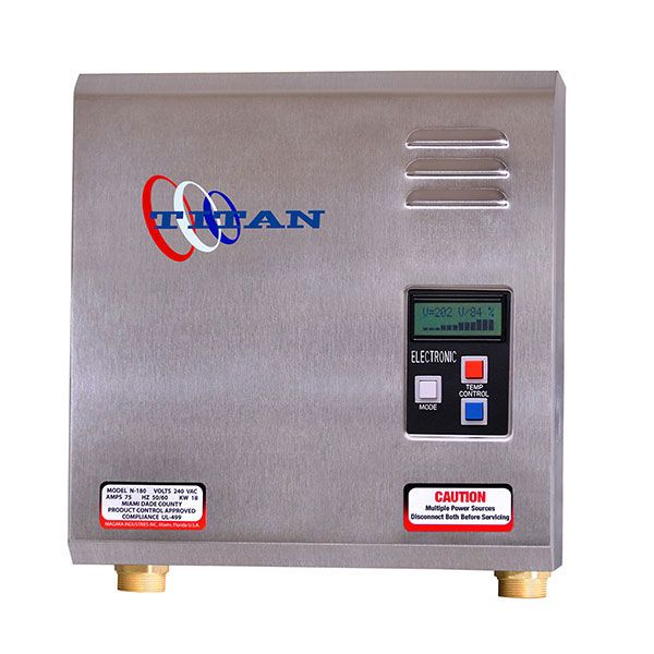 buyer guide to titan tankless water heaters