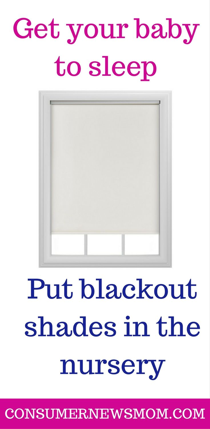 Blackout Shades Baby Room Best Decorating Inspiration