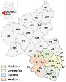 Palatinate (region) - Wikipedia, the free encyclopedia