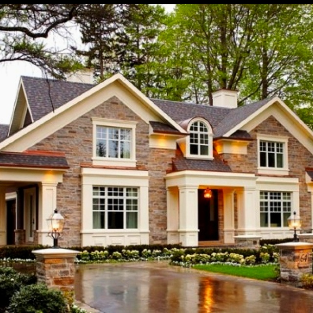 Different Exterior Home Styles: 92 Best Images About Fun In The Planning On Pinterest